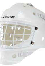 Bauer Hockey NME STREET GOAL MASK YTH WHT