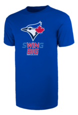 Kids Toronto Blue Jays MLB 47 Swing Big Tee