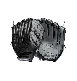 "WILSON 2021 A360 Utility 12"" Baseball Glove"