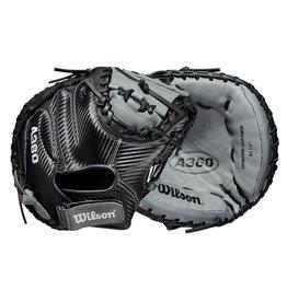"""WILSON 2021 A360 CM315 31.5"""" Catcher's Baseball Mitt"""