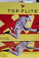 TOP FLITE 2020 XL DISTANCE 15PK YEL