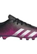 Adidas Adidas Predator Freak .4 FXG Soccer Cleats - Shock Pink / Cloud White / Core Black