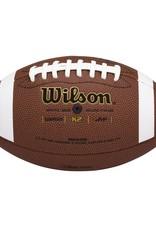 WILSON Wilson K2 Composite Football - PeeWee