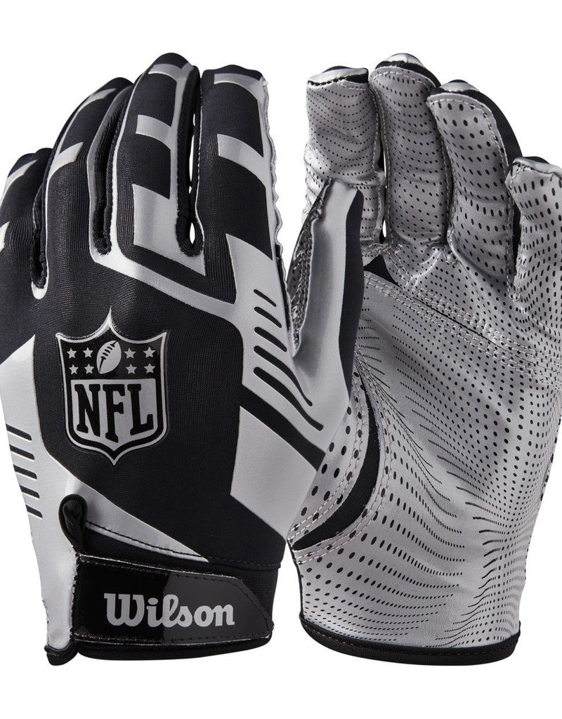 WILSON NFL Stretch Fit Receivers Gloves