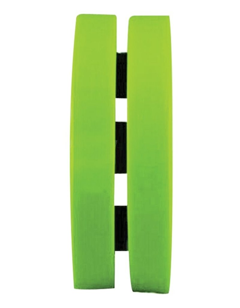 Green Biscuit Off-Ice Stick Handling Training Puck