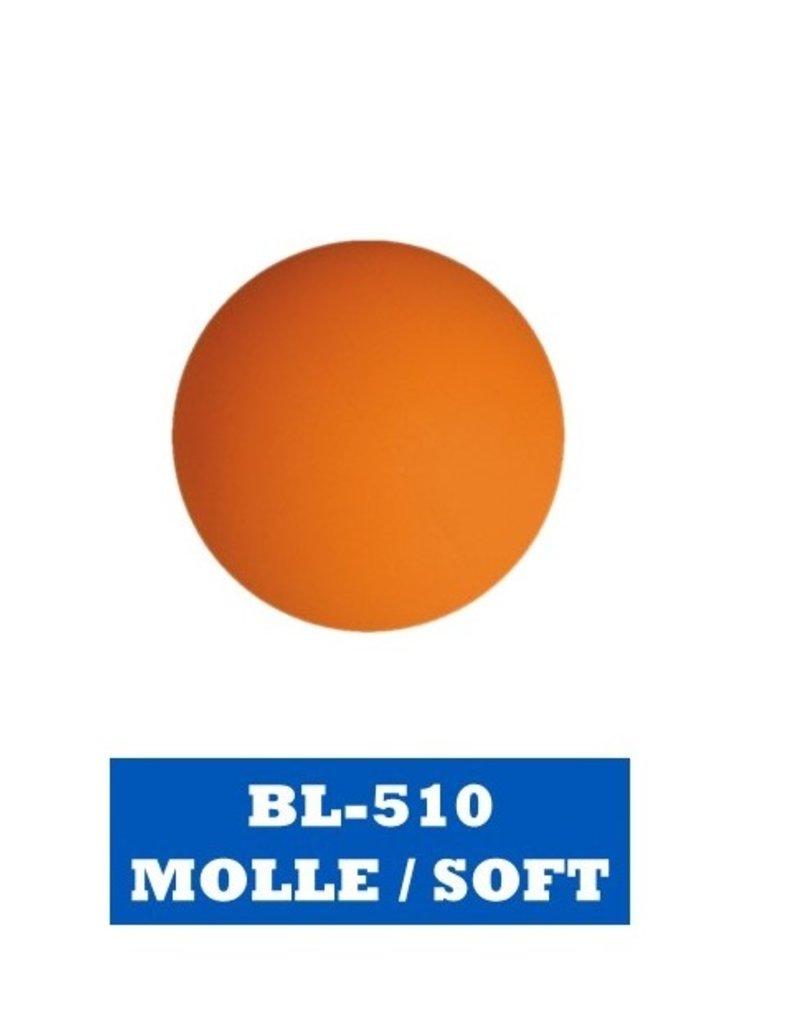 Super Soft Orange Hockey Ball
