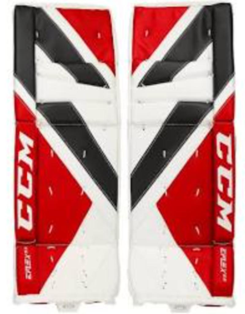 CCM HOCKEY CCM Extreme Flex 5.5 Goalie Pads - Junior