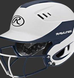 RAWLINGS Rawlings Velo Batting Helmet with Cage