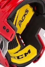 CCM CCM Tacks 210 Hockey Helmet Combo SR