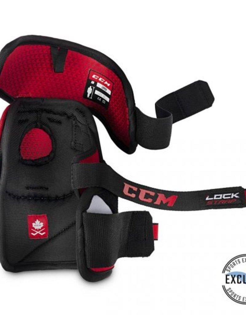 CCM JetSpeed Xtra Plus Elbow Pads - Junior