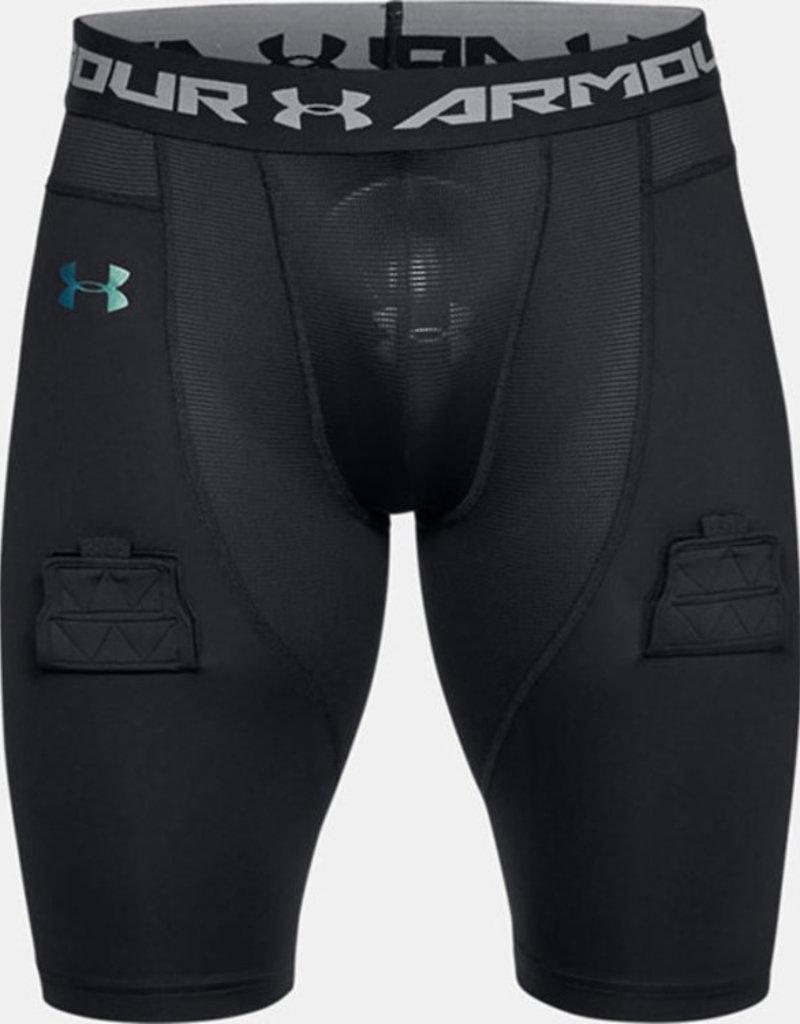 UNDER ARMOUR  Boy's Under Armour Hockey Compression Shorts
