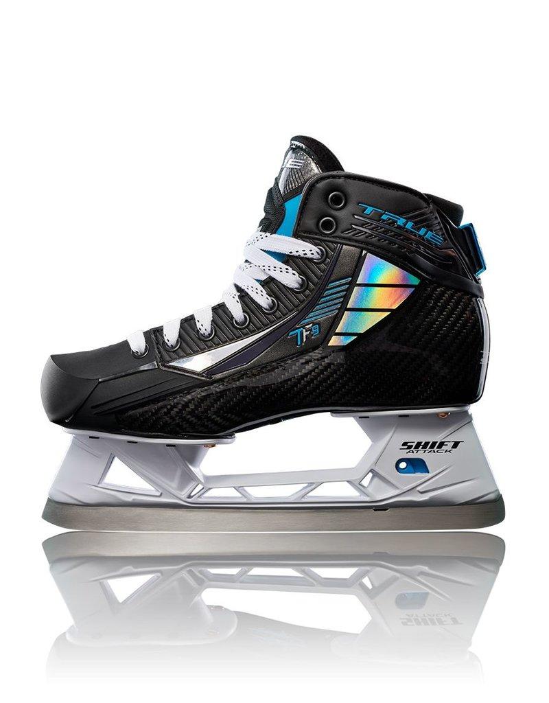 TRUE True TF9 Hockey Goalie Skates JR