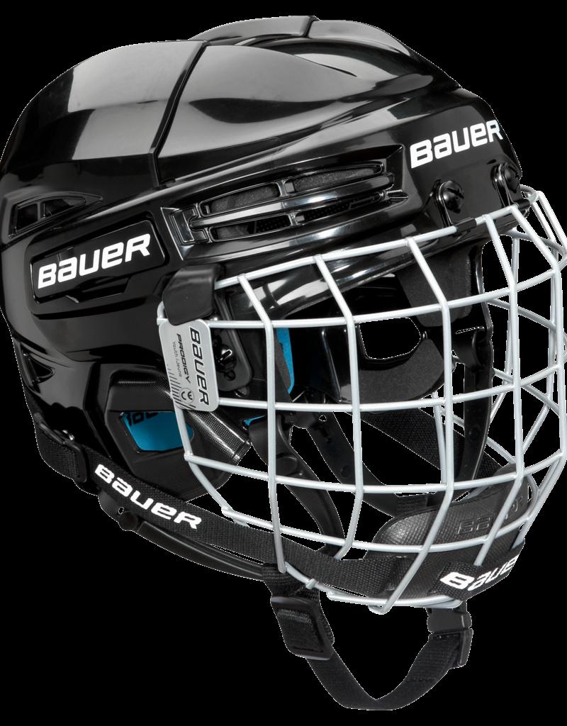 BAUER Bauer Prodigy Youth Combo Hockey Helmet