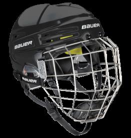 BAUER Bauer Re-Akt 75 Hockey Helmet Combo