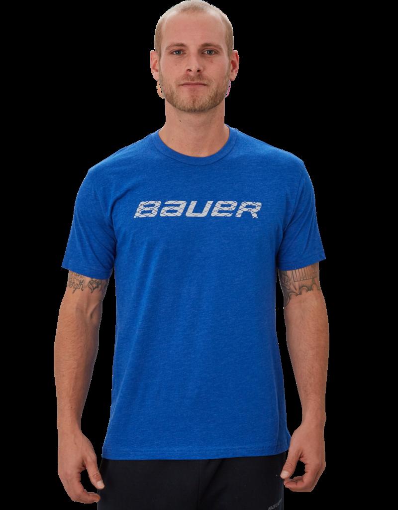 Bauer Hockey Bauer Graphic Short Sleeve Youth Crew Tee Shirt