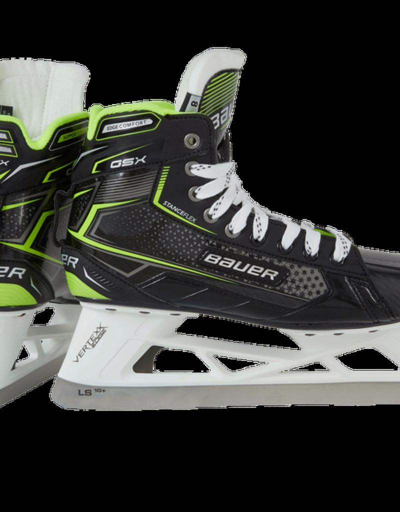 BAUER GSX Goal Hockey Skate SR
