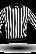 CCM Referee Jersey with Snaps - Black - V.01