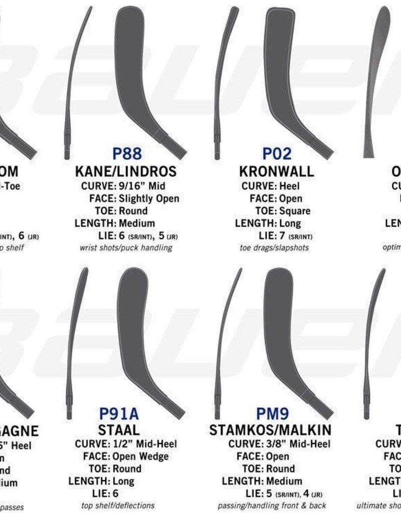 BAUER Vapor LTX PRO+ Grip Hockey Stick - Junior