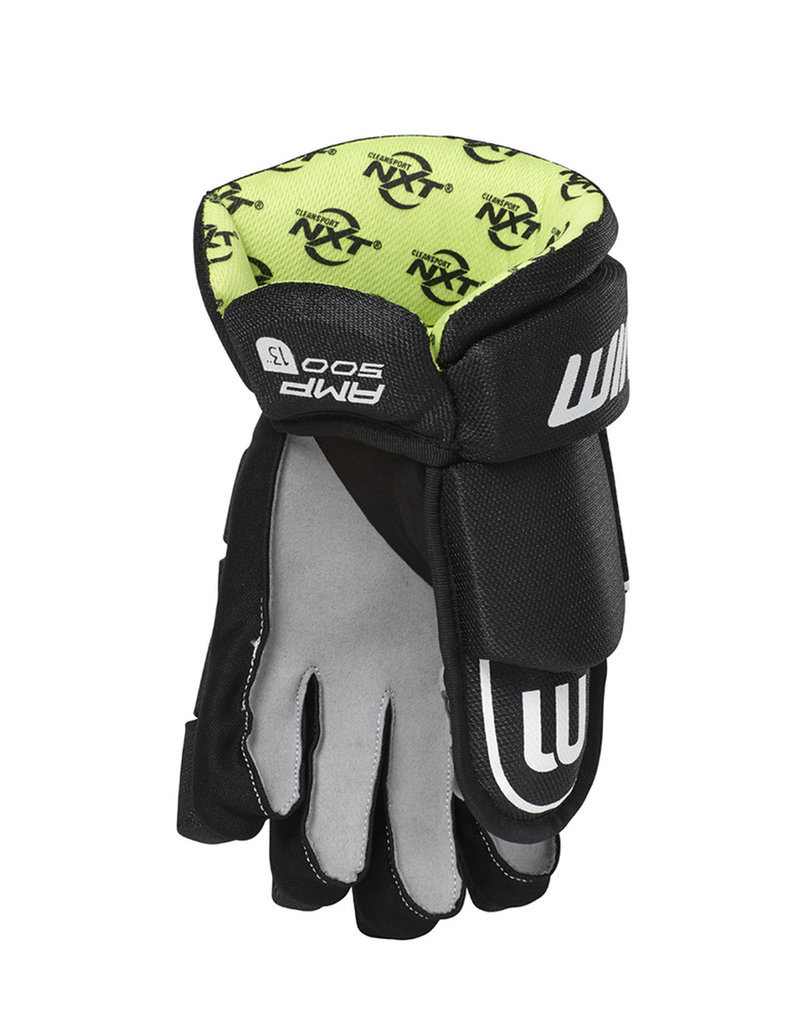 Winnwell AMP500 Hockey Gloves - Junior