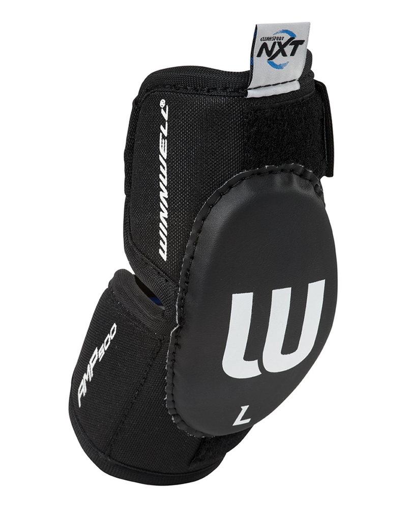 WINNWELL Winnwell AMP500 Elbow Pads - Youth Soft Cap