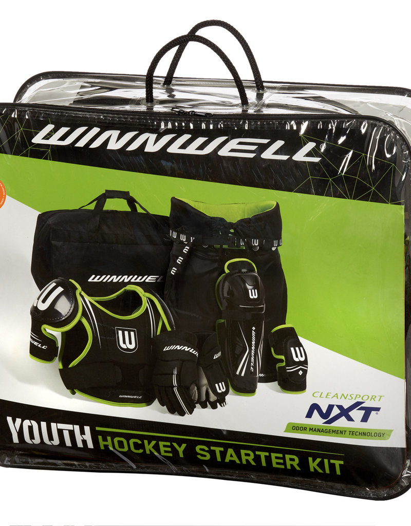 Winnwell NXT Youth Starter Kit