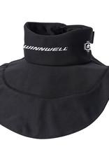 WINNWELL Winnwell Premium Neck Guard Collar With Bib - Senior