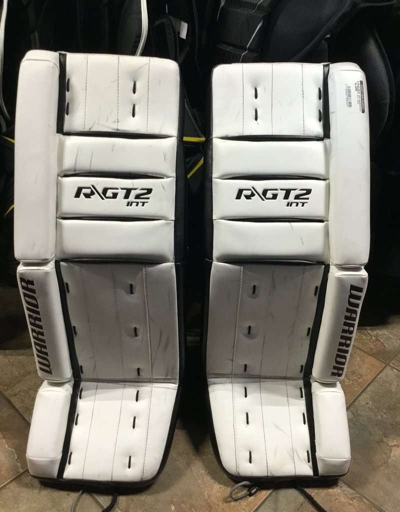 WARRIOR USED WARRIOR RITUAL GT2 30+1 PADS