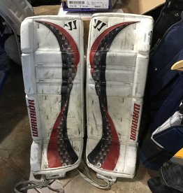 WARRIOR USED WARRIOR 31+1 SWAGGER PADS