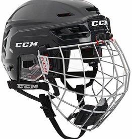 CCM HOCKEY CCM Resistance 300 Helmet Combo
