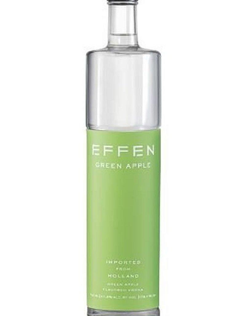 Effen Green Apple 750mL