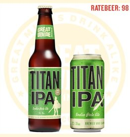 Great Divide Titan IPA 12oz 6 Pack Btl