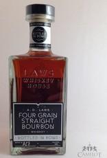 Laws Bottled in Bond Four Grain Straight Bourbon 750mL