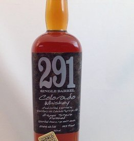 Distillery 291 Colorado Whiskey 750mL
