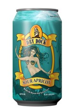 Dry Dock Sour Apricot 12oz 6 Pack Can