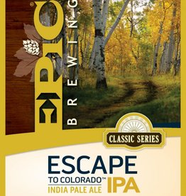 Epic Escape to Colorado IPA 12oz 6pk Can