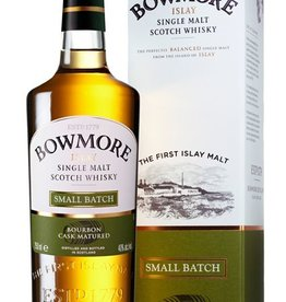 Bowmore Islay Small Batch Reserve Single Malt Scotch Whisky 750mL