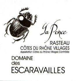 Domaine Des Escaravailles Cotes du Rhone Cuvee Les Sablieres 750mL