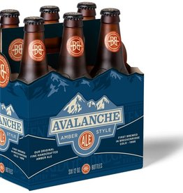 Breckenridge Brewery Avalanche 12oz 6 Pack Bottle