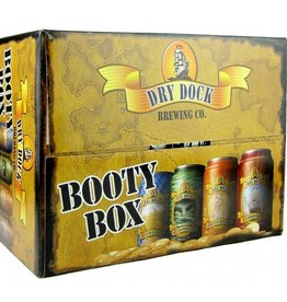 Dry Dock Booty Box Variety Pack 12oz 12 Pack
