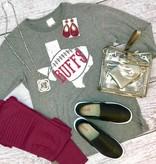 Grey Buffs LS T-Shirt