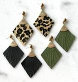 Chloe Earrings- More Colors