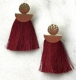 Tanya Fringe Earrings