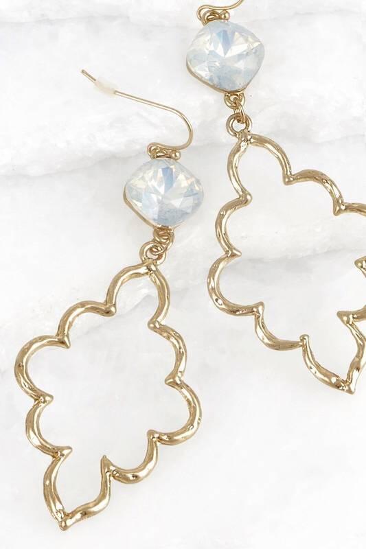 Makayla Earrings- More Colors
