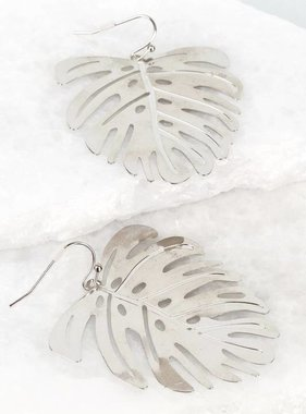 Kinsley Leaf Earrings - More Colors