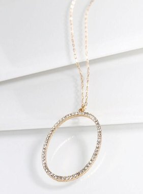 Jacqueline Pendant Necklace