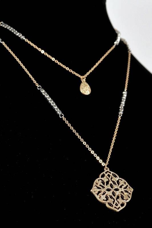 Amara Layered Necklace