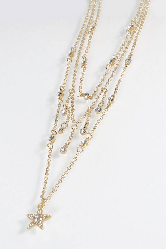Michelle Layered Necklace