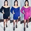 Sasha Long Sleeve Dress- More Colors
