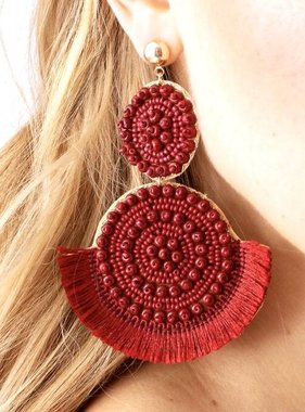 Nicole Earrings-More Colors