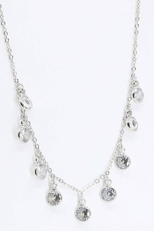 Sawyer Crystal Necklace